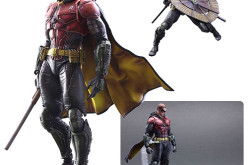 Batman: Arkham Knight Robin Play Arts Kai Figure Now $33.90