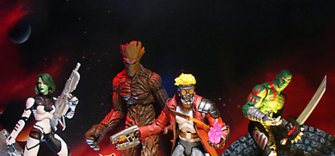 Marvel Shop Exclusive Marvel Select Guardians Of The Galaxy Figure Pre-Orders