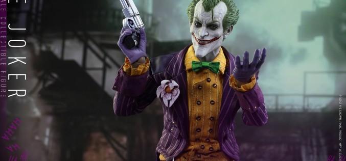 Hot Toys Batman: Arkham Asylum – The Joker Sixth Scale Figure Official Details & Images