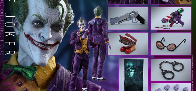 Hot Toys Batman: Arkham Asylum – The Joker Sixth Scale Figure Pre-Order