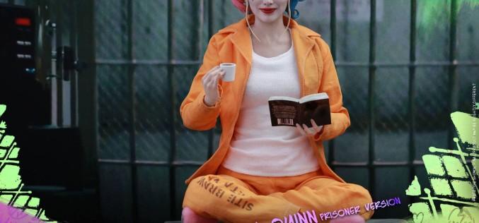 Hot Toys Suicide Squad – Harley Quinn Prisoner Version Official Details & Images