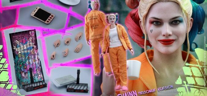Hot Toys Suicide Squad – Harley Quinn Prisoner Version Sixth Scale Figure Pre-Order