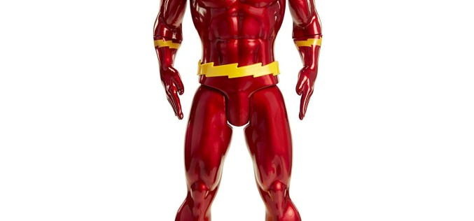 JAKKS Pacific Big Figs Tribute Series DC Originals 19″ Flash Pre-Orders On Amazon