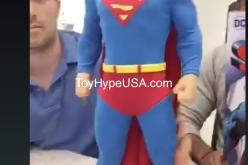 JAKKS Pacific Big Figs Tribute Series DC Originals Superman Figure Revealed