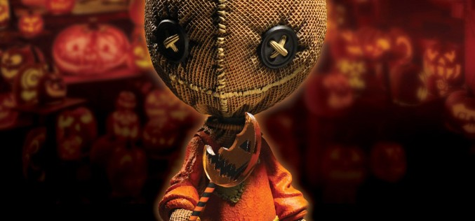 Mezco Toyz Trick 'R Treat Stylized Sam 6″ Vinyl Figure