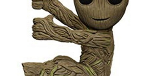 NECA Toys Guardians Of The Galaxy 2 Groot – 2″ Mini Scalers