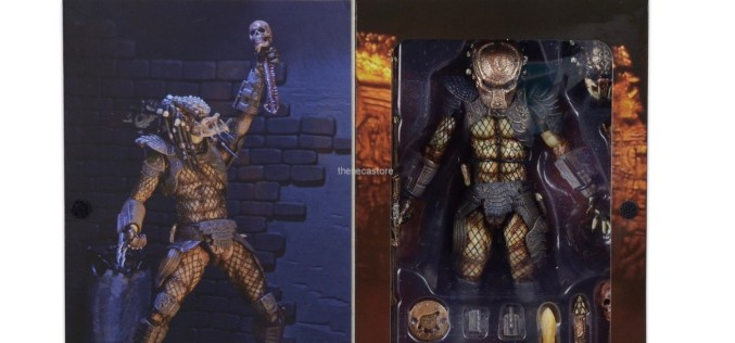 NECA Toys Shipping This Week: Predator 2 – City Hunter Predator 7″ Figure