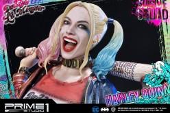 Prime 1 Studio Suicide Squad Harley Quinn Statue Pre-Order