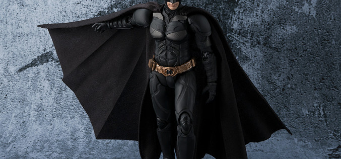S.H. Figuarts The Dark Knight – Batman Figure