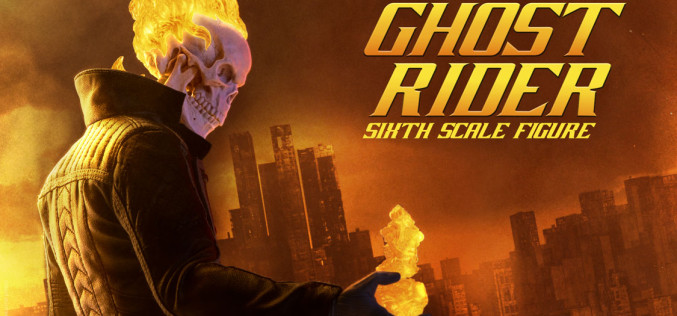 Sideshow Collectibles Ghost Rider Sixth Scale Figure Preview