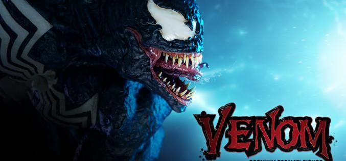 Sideshow Collectibles Venom Premium Format Figure Preview