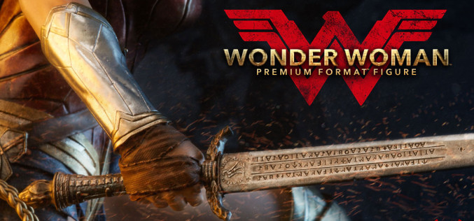 Sideshow Collectibles Wonder Woman Premium Format Figure Preview