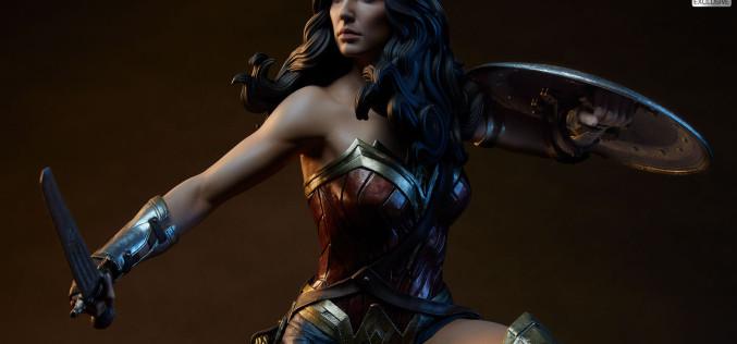 Sideshow Collectibles Wonder Woman Premium Format Figure Official Details & Images