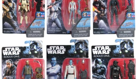 Star Wars Rogue One 3.75″ Wave 3 Listings On Amazon