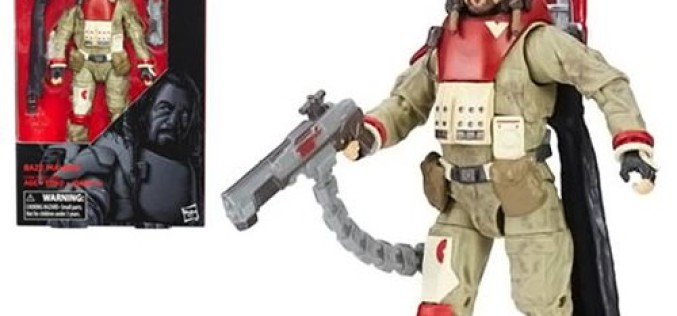 Star Wars Rogue One The Black Series Baze Malbus & Chirrut Imwe 6″ Figures Pre-Order