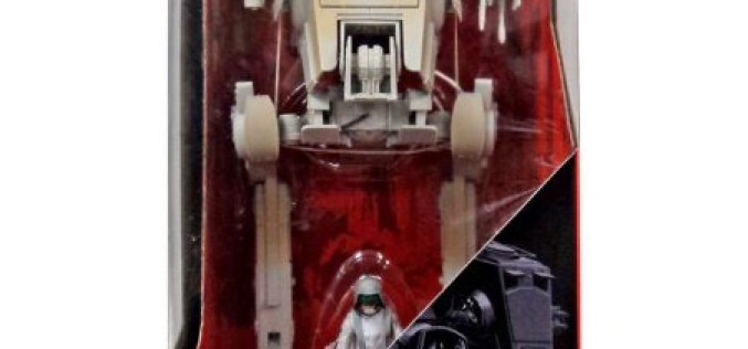 Hasbro Star Wars The Black Series Imperial AT-ST Walker And AT-ST Driver In Stock On Wal-Mart