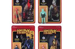 Super 7: Hellboy ReAction Figures In Packaging