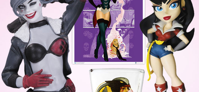 Entertainment Earth Launches 14% Off Sale On DC Bombshells
