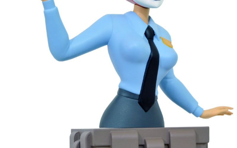 Diamond Select Toys Summer 2017 Solicitations – Watchmen, Ghostbusters, Marvel, DC & More