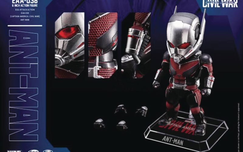 Diamond Assembles The Avengers To Comic Shops With PREVIEWS Exclusive Egg Attack Action Figure