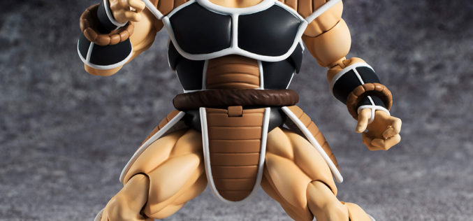 S.H. Figuarts Dragonball Z Nappa & Vegeta Official Details & Images