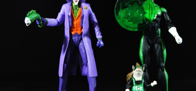 DC Collectibles Icons Accessory Pack Review