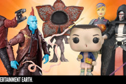 Entertainment Earth Sales Statistics Suggest Stranger Things, Guardians Of The Galaxy Merchandise May Make Inroads In 2017
