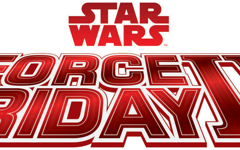 Force Friday II Flies Into Stores & Around The Globe On September 1, 2017