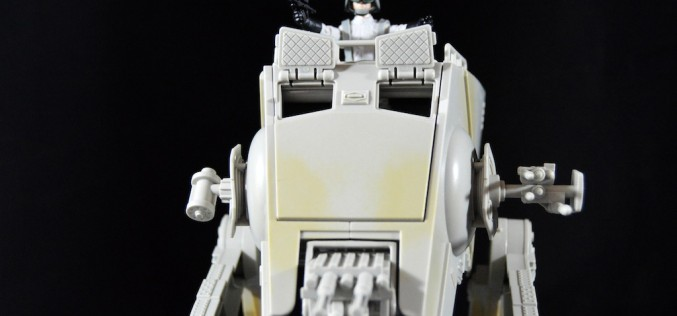 Hasbro Star Wars The Black Series Imperial AT-ST Walker And AT-ST Driver Review