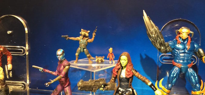 NYTF 2017 – Hasbro Marvel Legends, Spider-Man: Homecoming, & More Marvel Coverage