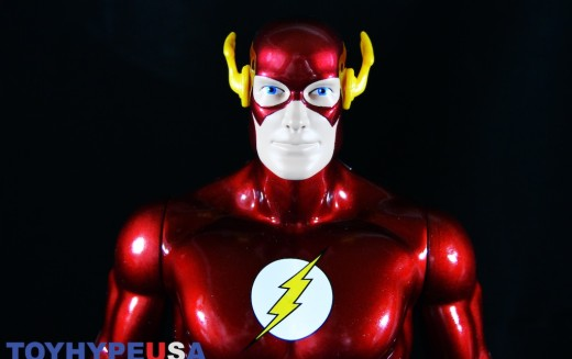 First-Look: JAKKS Pacific Big Figs Tribute Series DC Originals 19″ The Flash Review