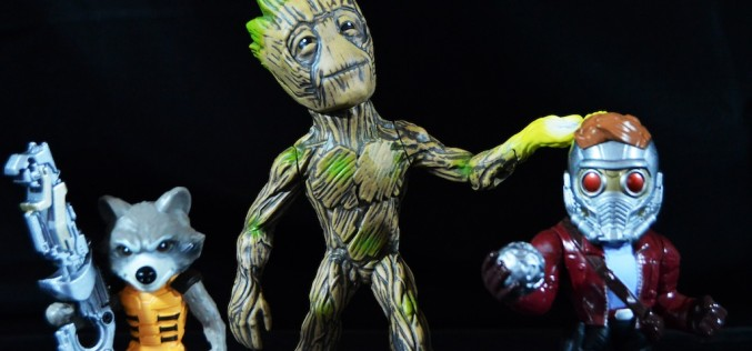 Jada Toys: Guardians Of The Galaxy Metals Die Cast Groot, Rocket Raccoon & Star-Lord Review