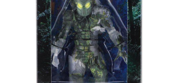 NECA Toys Predator 30th Anniversary Jungle Demon In Packaging