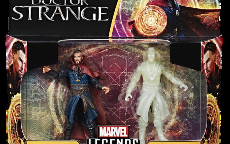 Hasbro Marvel Legends 3.75″ Doctor Strange, GOTG Vol. 2 & Spider-Man: Homecoming Movie 2-Packs Revealed
