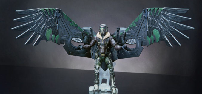Hasbro Marvel Legends 6″ Spider-Man: Homecoming Figures Not A Retailer Exclusive