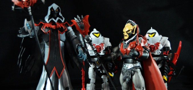 Mattel: Masters Of The Universe Classics Horde Wraith Review