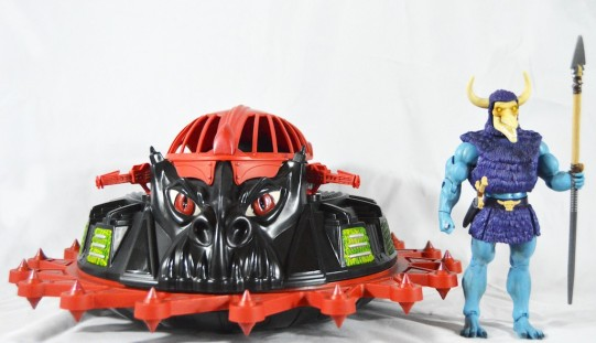 Mattel: Masters Of The Universe Classics Roton Vehicle Review