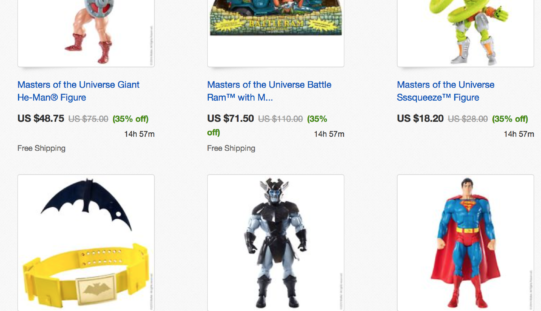 Mattycollector Masters Of The Universe Classics & More Inventory Ends Up On Mattel eBay Store