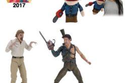 NYTF 2017 – NECA Toys Reveals Ash Vs. Evil Dead & Evil Dead 2 Collectibles