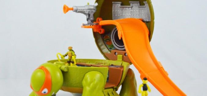 Playmates Toys Teenage Mutant Ninja Turtles Micro Mutants Mikey's Skate Park Mini Playset Review