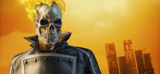 Sideshow Collectibles Ghost Rider Sixth Scale Figure Pre-Order