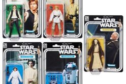 """Star Wars 40th Anniversary 6″ Figures Wave 1 Pre-Orders On Toys """"R"""" Us"""