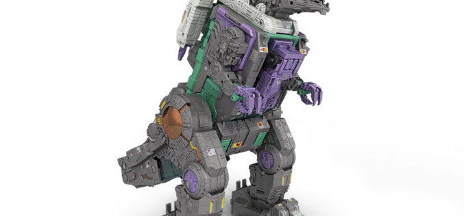 Hasbro Transformers Titans Return Trypticon Figure Pre-Orders