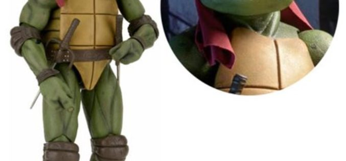 NECA Toys Teenage Mutant Ninja Turtles 1/4″ Scale Raphael Shipping Soon