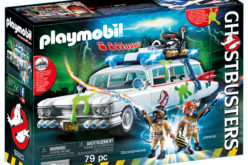 Playmobil Announces Ghostbusters Action Figures & Playsets Coming May 17th