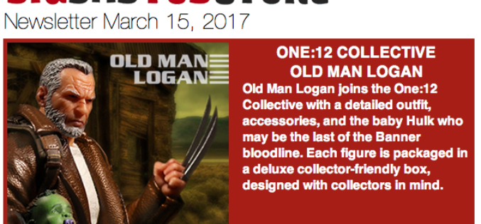 BigBadToyStore: Old Man Logan, Wonder Woman, The Walking Dead, Freddy/Jason Bishoujo, Deadpool & More