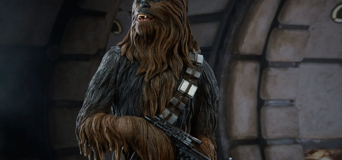 Sideshow Star Wars Chewbacca Premium Format Figure Pre-Orders