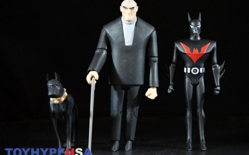DC Collectibles Batman Animated: Batman Beyond 3 Pack Review