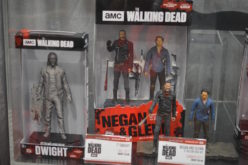 NYTF 2017 – McFarlane Toys Booth Coverage – The Walking Dead & More