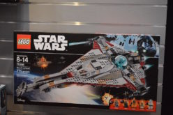 NYTF 2017 – LEGO Group Booth Coverage – Star Wars, Marvel, DC & More